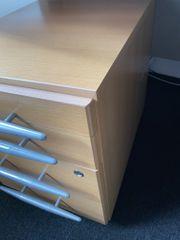 Rollcontainer mit Schubladen und Stiftschublade
