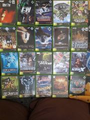 wii Xbox spiele