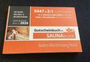 Saunablock Baden-Württemberg Nord 2019-2020