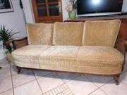 Vintage Sofa mit 3 Vintage