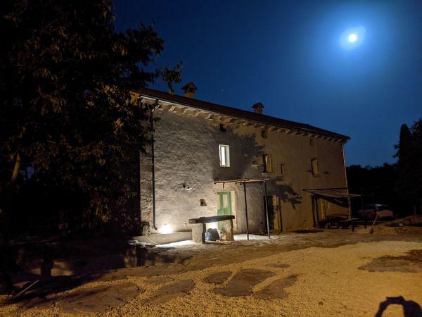 Ferienhaus mit Pool Istrien Kroatien