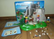 Playmobil Country 5423 Kletterfelsen mit