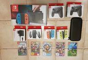 Nintendo Switch -- NEU