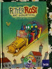 Ritter Rost Buch Band 6