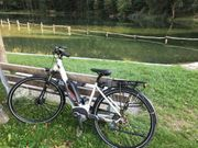 Abstellplatz Fahrrad
