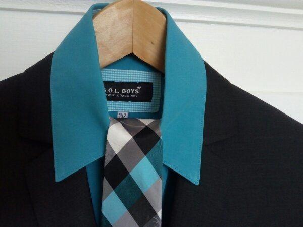 Anzug mit Hemd, Krawatte von Heise für Feste, Kommunion Gr