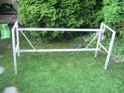 Stahl Untergestell 1920 mm x 900