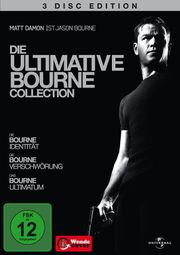 Die ultimative Bourne Collection - Top