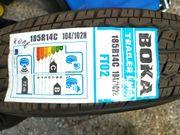 Wohnwagen Ersatzrad 185R14C unbenutzt