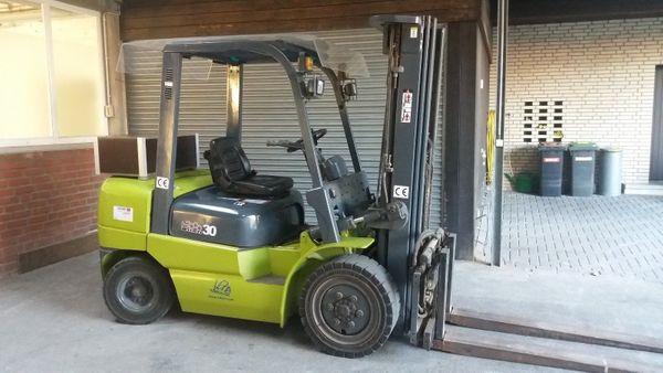 Gabelstapler Diesel Tragkraft 3000 kg