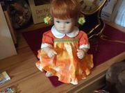 Käthe Kruse Puppe Planscherle Mariposa