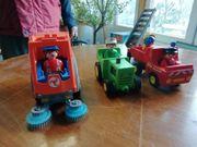 Playmobil Trecker 6715