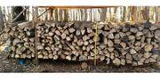 8 Raummeter Kastanien-Brennholz zu verkaufen