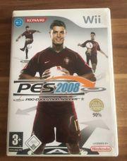 Nintendo Wii Spiel - PES 2008
