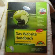 Das Website Handbuch Neuwertig mit