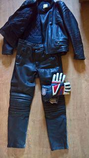 Motorrrad Kleidung für Männer