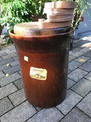 Keramik Gärtopf 40 L