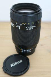 Nikon Nikkor AF-D 70-210 UV-Filter