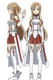 Asuna cosplay