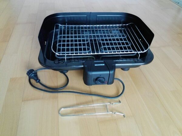 Severin Elektrogrill 2500 Watt : Elektro grill für balkon severin pg barbecue grill xxl in