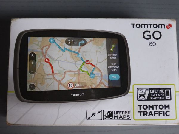 tomtom Go60 mit Livetime Maps von ganz Europa gebraucht kaufen  68753 Waghäusel