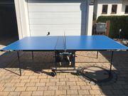 Tischtennis Platte für draußen