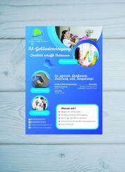 Flyer Visitenkarten Schaufensterfolierung und viele