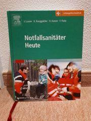 Lehrbuch Notfallsanitäter Heute - gebraucht