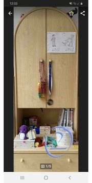 Schrankwand Schränke Schranksystem Kinderzimmer Jugendzimmer