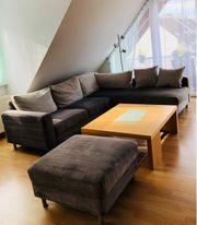 Mega Angebot L-Couch mit Hocker