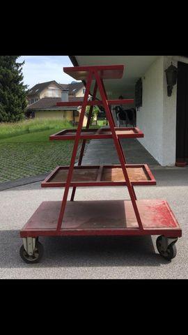 Werkzeuge - Werkstattwagen