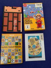 WIIU-S Super Mario Maker neu
