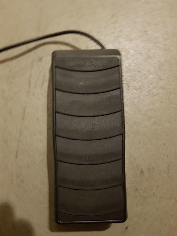 Lead Foot LFX-1 Keyboard-Expressionpedal