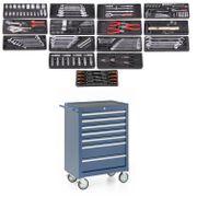 Werkstattwagen inkl 15 Werkzeugsätzen NEU