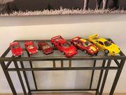 Ferrari Modelauto Sammlung