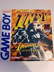 Game boy Indiana jones und