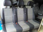 Zwei Sitzbänke komplett für Mercedes