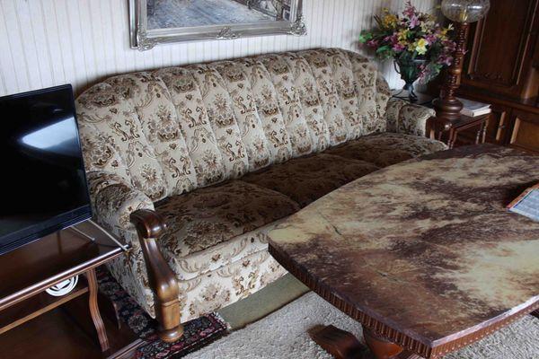 Sofa Sessel zu verschenken
