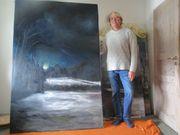 XXl Malereien eintauchen in faszinierende