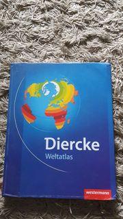 Diercke Weltatlas von Westermann Ausgabe