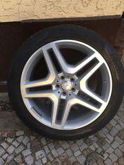 Mercedes ML W166 GL X164
