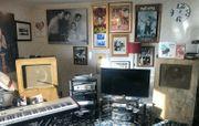 Vintage Speakers BBC Studiomonitor Modell