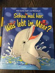 Buch Was lebt im Meer
