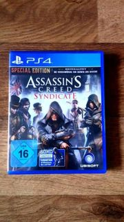 PS 4 Assasins
