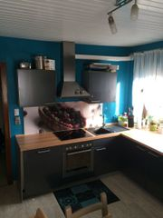 Große Küche in