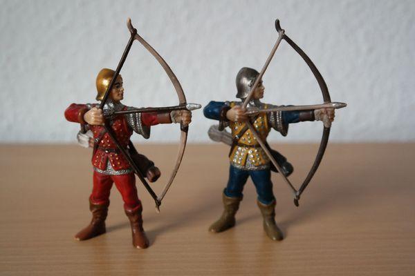 Actionsfiguren Ritter Bogenschützen von Schleich