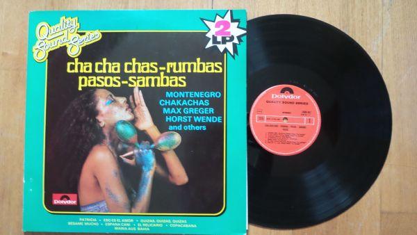 Cha Cha Chas- Rumbas Pasos-