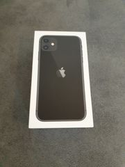 Apple iPhone 11 in schwarz -