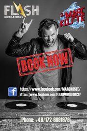 FLASH-MOBILE DISCO-DER DJ AUS DEM