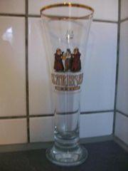 Biergläser Glas Clarissenbräu Bier Brauerei